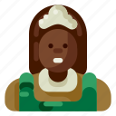 accommodation, holiday, hotel, maid, travel, trip, vacation icon