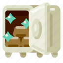 accommodation, hotel, room, safety, travel, trip, vacation icon