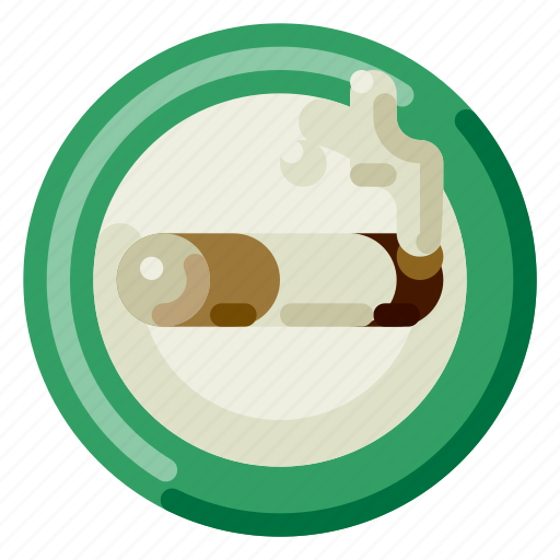Accommodation, area, hotel, smoking, travel, trip, vacation icon - Download on Iconfinder