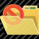 ignore, folder, forbidden, directory, erase, remove, delete