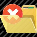 folder, forbidden, directory, erase, remove, delete