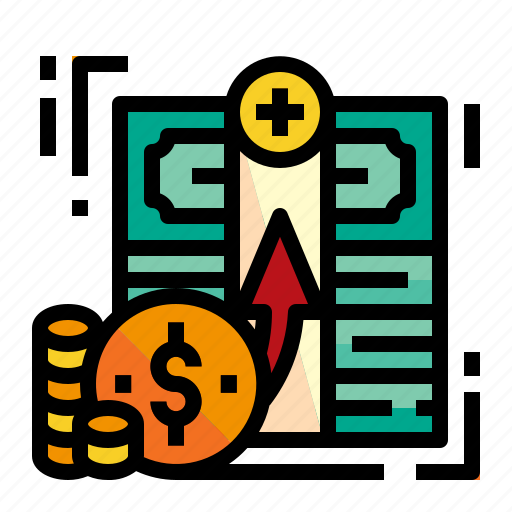 Accounting, budget, coin, money icon - Download on Iconfinder