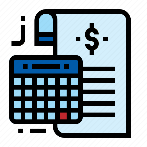 Accounting, calendar, earnings, payroll icon - Download on Iconfinder