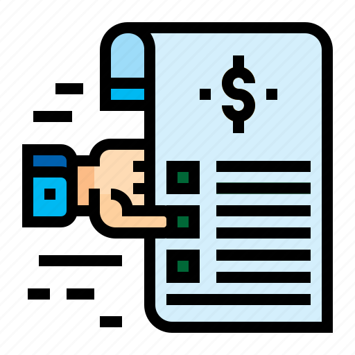 Accounting, bill, pay, purchase icon - Download on Iconfinder