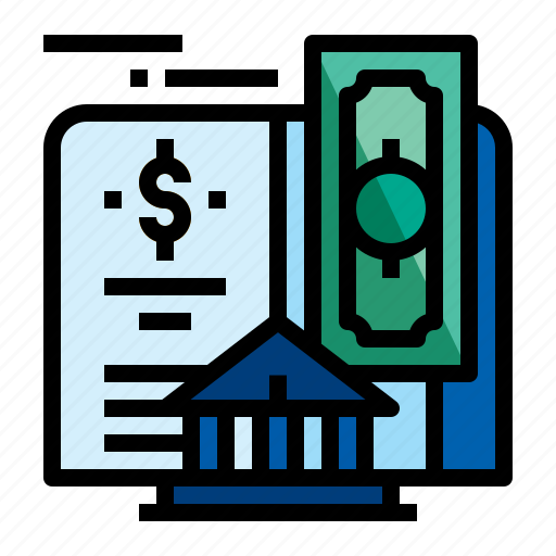 Accounting, bank, money, statement icon - Download on Iconfinder
