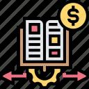 book, transaction, account, record, ledger