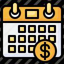 calendar, schedule, administration, date, organization