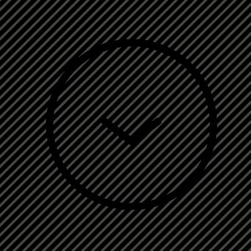 arrows, circle, close, direction, down, download, menu icon