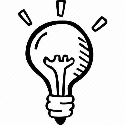 business, cration, goal, idea, lightbulb, plan icon