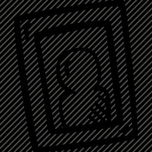 achievement, frame, picture, success icon