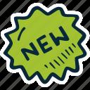 early bird, item, new, sale, shop, sticker, tag icon