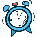 calendar, clock, date, deadline, motivation, success, time icon