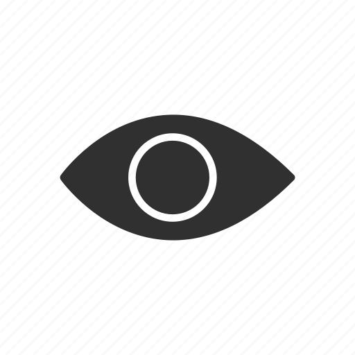 eye, public, show, visible icon