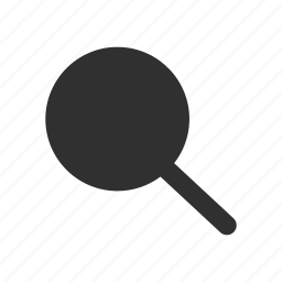 browse, look, magnifying glass, search icon
