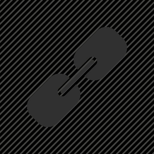 Link, share, attachment, clip icon