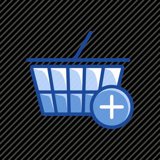 add, add cart, online shopping, shopping cart icon