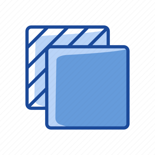 artboard tool, duplicate file, layer, squares icon