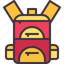 backpack, bag, travel, camping, luggage