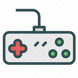 console, fun, game, gaming, joystick icon