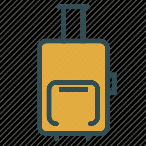 bag, luggage, suitcase, travel, vacation icon