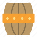 barrel, cargo, storage icon