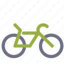 bicycle, bike, cycling, sport, training icon