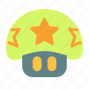 avatar, fantasy, game, mario, mushroom, play, star icon