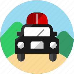 activities, car, drive, road trip, trip icon