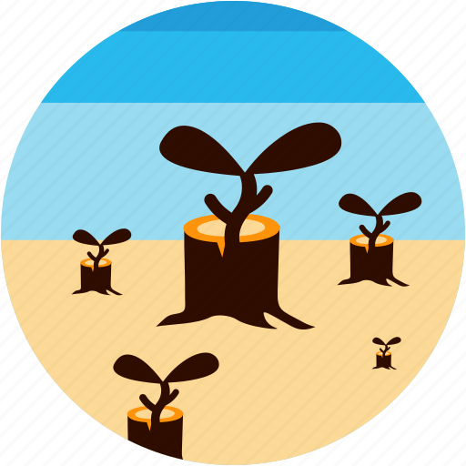 enviroment, forest, global warming, plant, tree icon