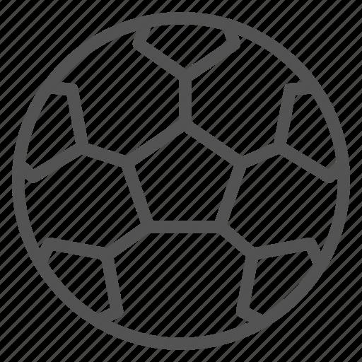 artex, ball, footbal, soccer icon