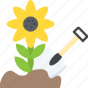 activity, agriculture, gardening, hobby, plantation icon