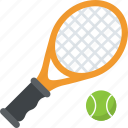 squash, tennis, tennis ball, tennis bat, tennis equipment, tennis racket icon