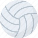 ball, sports, volleyball, volleyball ball, water polo ball
