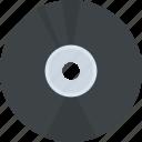 audio storage, gramophone record, music record, phonograph record, vinyl record icon