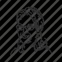 actress, diane, diane keaton, glasses, keaton, somethings gotta give icon