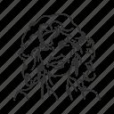 elizabeth taylor, fonda, jane, jane fonda, katharine hepburn, sophia loren icon