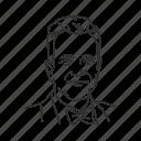 actor, bowtie, dustin, dustin hoffman, hoffman, rain man, the graduate icon