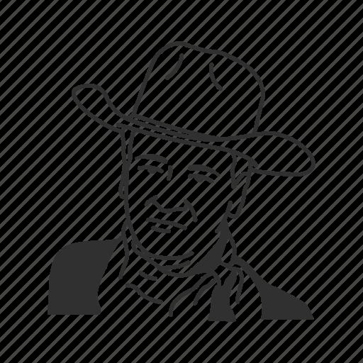 actor, cowboy, cowboy hat, john, john wayne, true grit, wayne icon