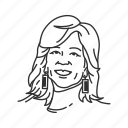 fonda, jane, jane fonda, oprah, oprah winfrey icon