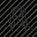 actress, hepburn, jodie foster, katharine hepburn, katherine, penélope cruz icon
