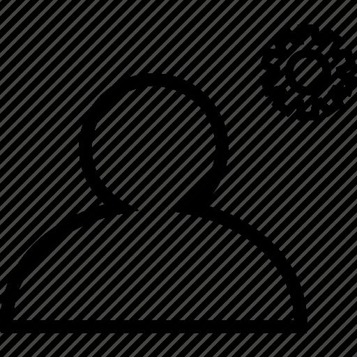 friendlist, friends, friendship, settings, tools icon