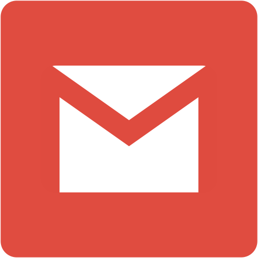 Address book, contact, contacts, email, gmail, square icon - Free download
