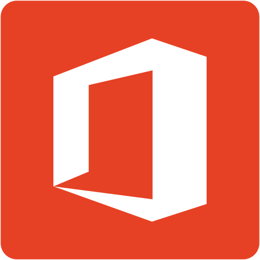 address book, contact, contacts, email, office365, square icon