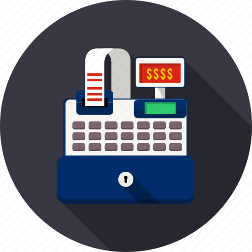 cash, register, sale, sell, shopping, store icon