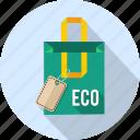 bag, box, eco, sale, shop, shopping, tag