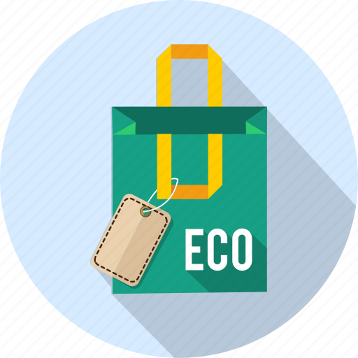 bag, box, eco, sale, shop, shopping, tag icon