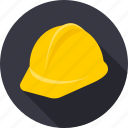 building, construction, hat, helmet, protect, safe, security icon
