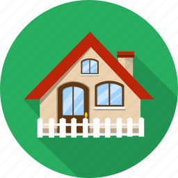 apartment, building, construction, house, mortgage, real estate, rent icon