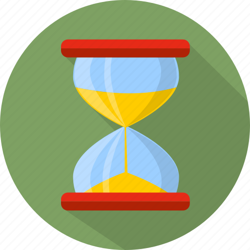clock, event, hourglass, sandglass, schedule, time, watch icon