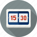 business, clock, diagram, mechanical, time, timetable, watch icon